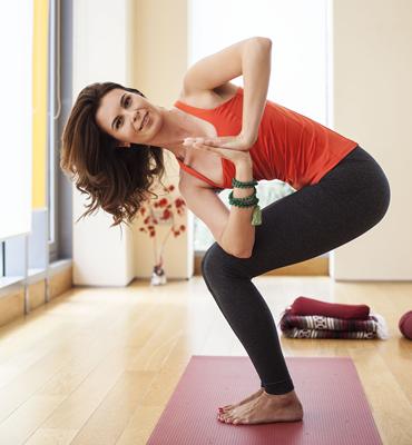 yoga gentle flow